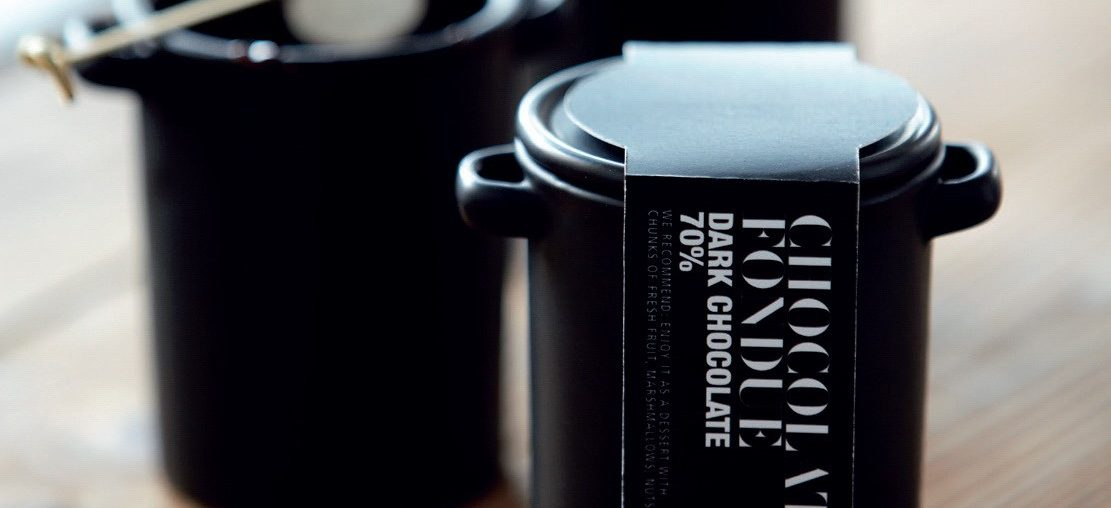 Czekoladowe fondue z kuchni Nicolasa Vahe