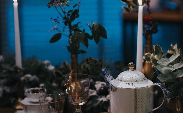 Jak z klasą przystroić wigilijny stół? Porcelana Pip Studio w Dzień Dobry TVN.