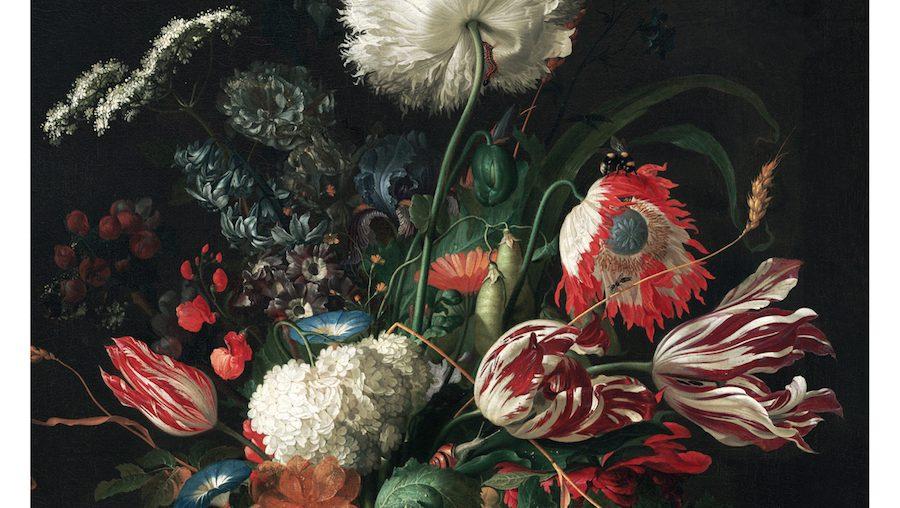 KEK Amsterdam - nowa marka w ofercie LaPomme z najpiękniejszymi tapetami w holenderskie kwiaty ?