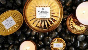 VOLUSPA - ekskluzywne świece w LaPomme
