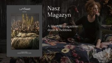 Magazyn Lapomme deco & hobbies
