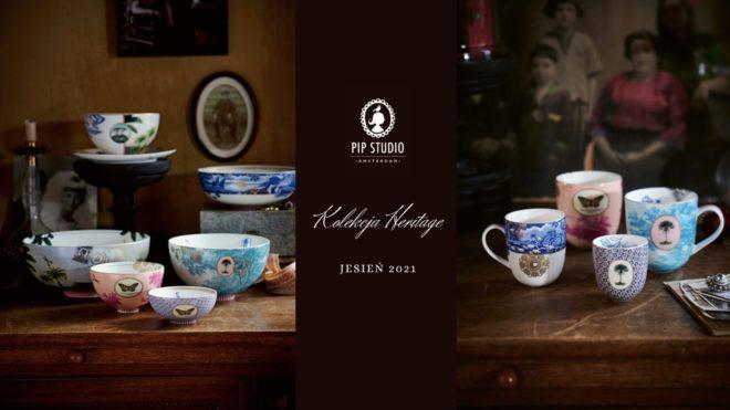 Kolekcja Heritage Pip Studio, jesień 2021